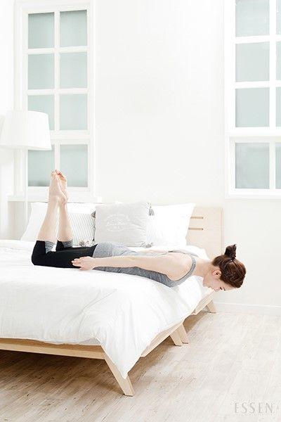 예쁜 뒤태를 만드는 척추 근력 운동 이미지 1