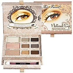 Too Faced Natural Eye: Neutral Eye, Eye Shadows, Nature Eye, Makeup, Too Faced, Eye Palettes, Eyeshadows, Natural Eyes, Face Nature