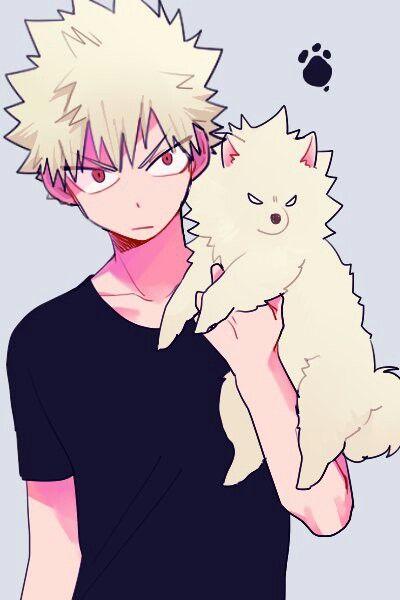 My Hero Academia (Boku No Hero Academia) #Anime #Manga Katsuki Bakugou