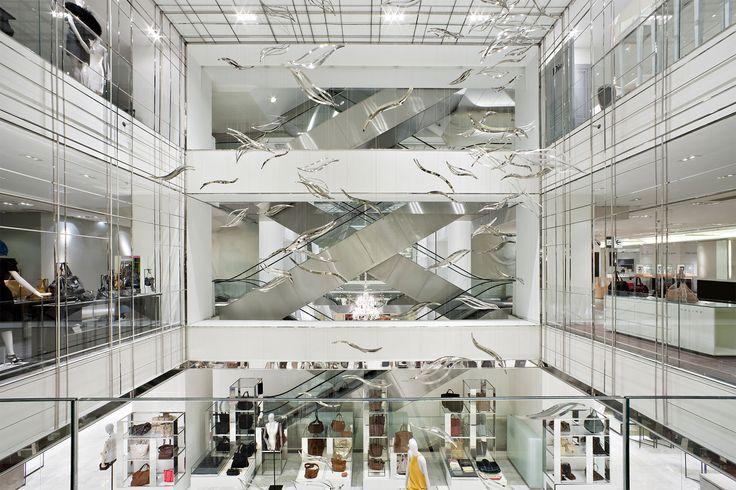 32 best le printemps department store paris images on for Famous commercial interior designers
