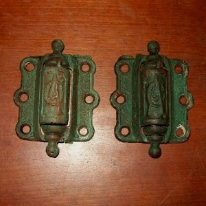 hinges screen door hingesdoor - Vintage Door Knobs