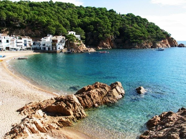 Tamariu- Costa Brava, Spain