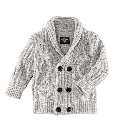 It doesn't have to be design to be this cute! Lovely cardigan from H & M