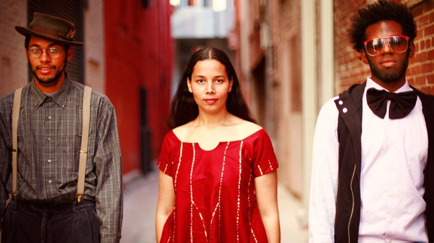 Carolina Chocolate Drops: Rhiannon Giddens and Justin Robinson-NPR Interviews(Music,Art,Science,etc...)