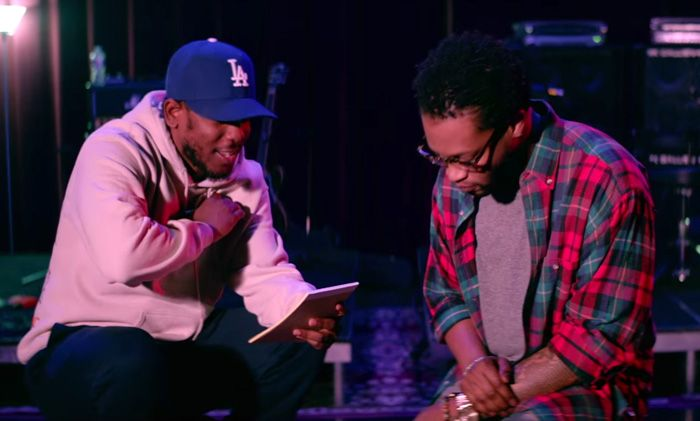 "[WATCH] BJ the Chicago Kid and Kendrick Lamar Release New Video "" The New Cupid"