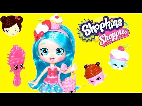 Shopkins Muñeca Jessicake - Juguetes de Shopkins en Español - YouTube