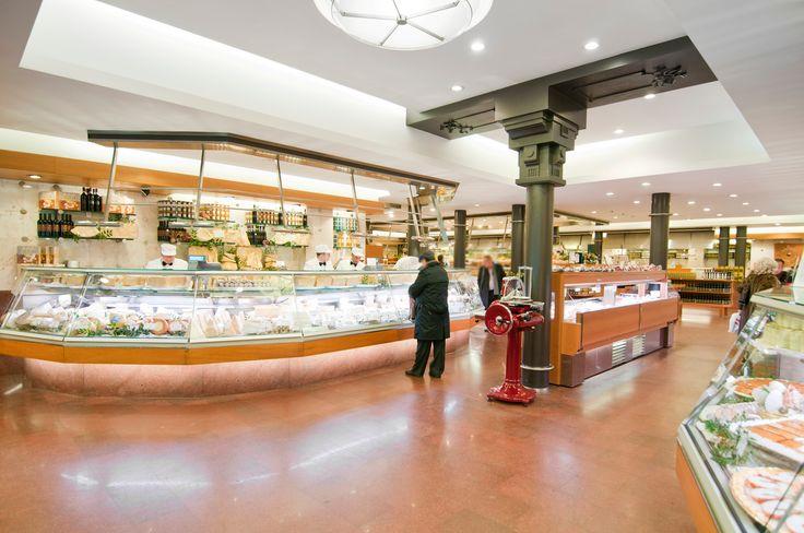 Il Banco dei Formaggi #peck #shop #cheese