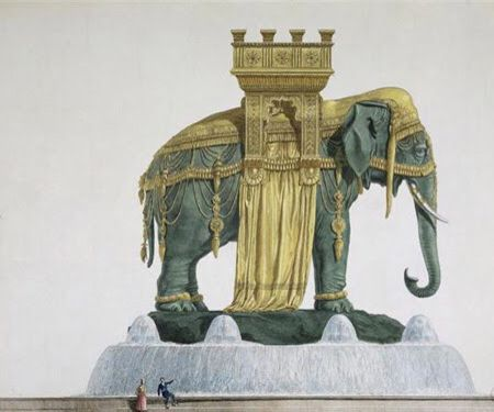 elephant place bastille