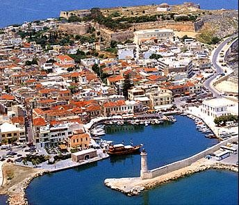 Rethymno, Crete Explore the World with Travel Nerd Nici, one Country at a Time. http://TravelNerdNici.com