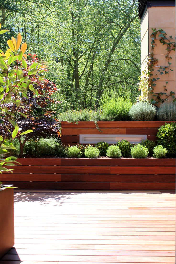 jardin en terraza diseo de la habitacin verde paisajismo diseo jardines