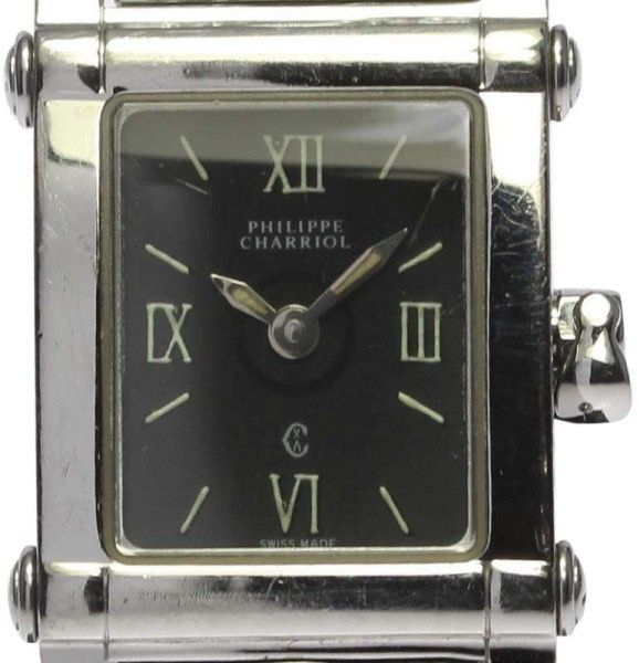 Philippe Charriol Colvmbvs Stainless Steel 18mm Womens Watch