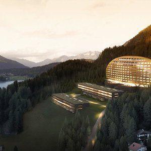 Intercontinental Hotel Davos