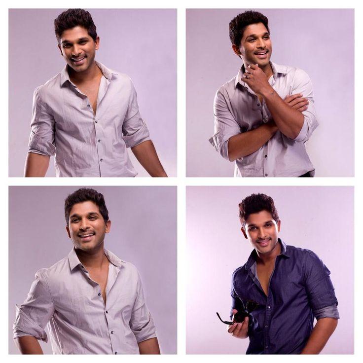 Different Shades Allu Arjun