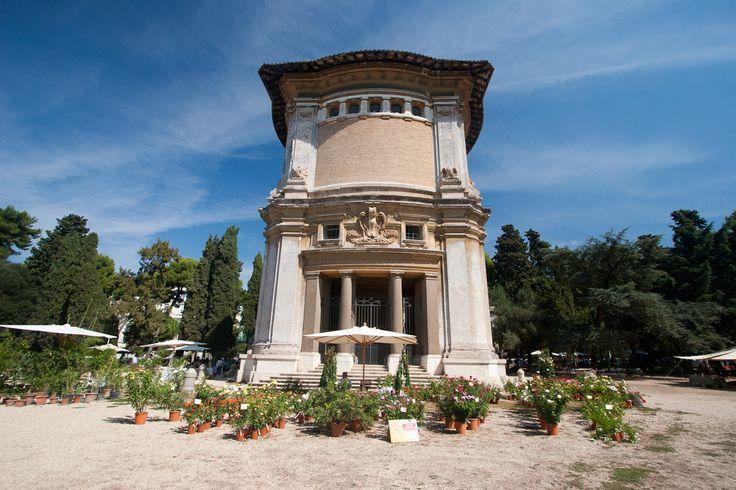 Rome, Villa Borghese, Parco dei Daini