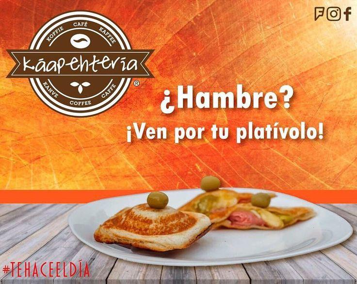 Y tú Qué vas a desayunar hoy?  Te recomendamos este delicioso platívolo relleno de jamón o pollo TE ENCANTARÁ!  Servicio a domicilio al (983) 162 1240.  #KáapehCOMBO #Desayunos #Káapehtear #Káapehtería #TeHaceElDía #ConsumeLocal #Cafetería #Café #Alimentos #Postres #Pasteles #Panes #Cancún #Chetumal #México