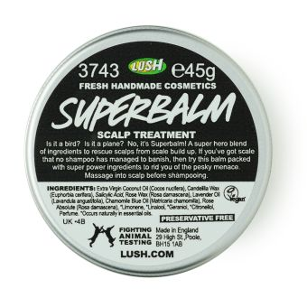 Products - -Treatments - Superbalm $14.95