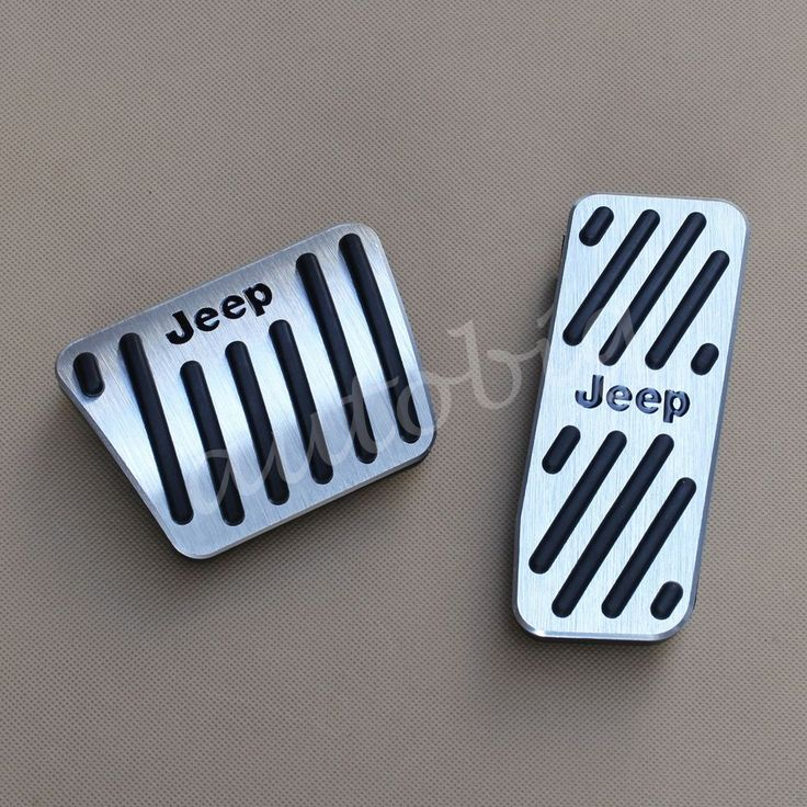 No Drill Brake Gas Pedal For Jeep Cherokee KL 2014-2017 Accelerator Accessories | eBay Motors, Parts & Accessories, Car & Truck Parts | eBay!