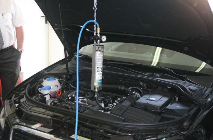 Очистка и защита топливной системы автомобиля без демонтажа и повреждений для бензиновых и дизельных двигателей по уникальной немецкой технологии  TUNAP