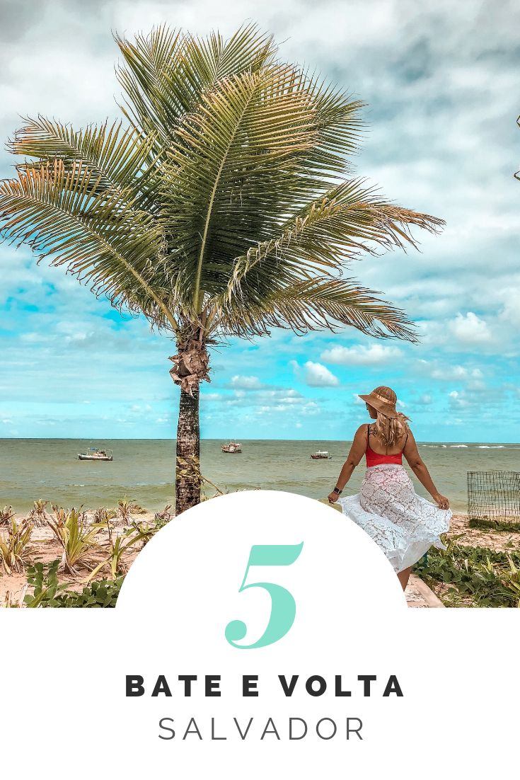 Litoral Norte Da Bahia Cinco Praias Para Bate E Volta Bahia