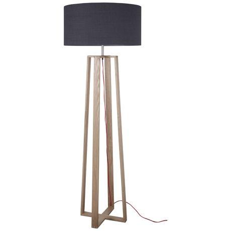 Titan Floor Lamp  Natural