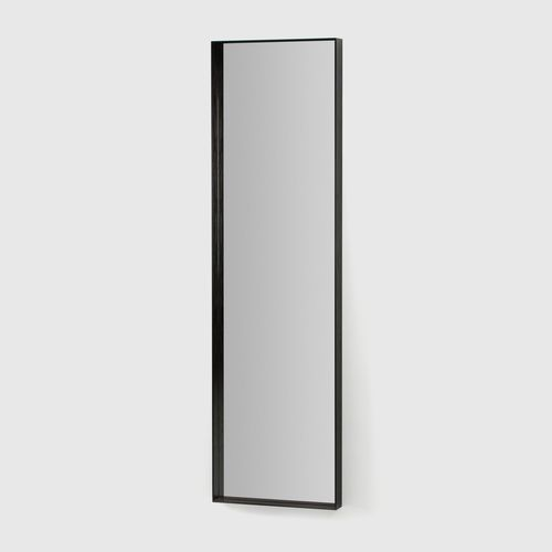 SPEGEL 7  W 50 x H 180 x D 8 cm  Oak / White / Black Oak