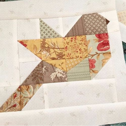 664 best Crafty- Fabric images on Pinterest | Patchwork cushion ...
