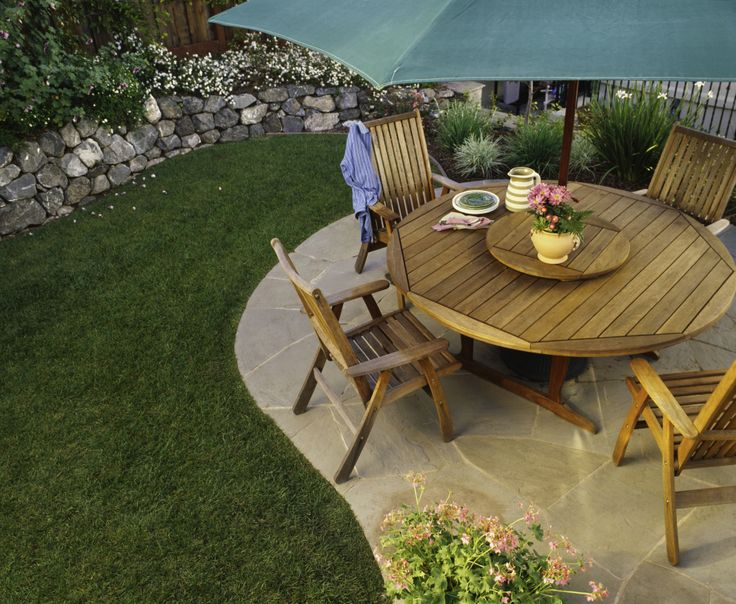 Attrayant 10 Ways To Landscape Your Patio