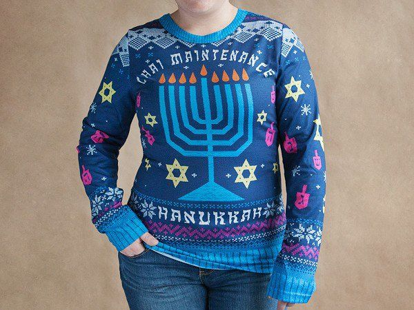 Best 25 ugly hanukkah sweater ideas on pinterest ugly for Tacky t shirt ideas