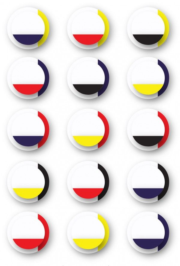 GRAPHIC TABLEWARE BY NON SANS RAISON