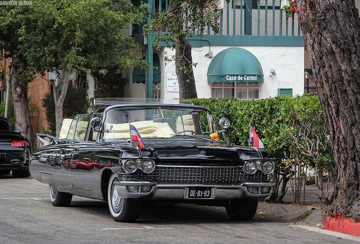 1960 Cadillac Limo Parade Car | Flickr - Photo Sharing!