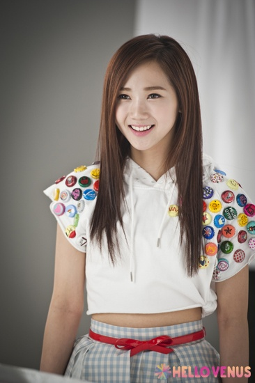 Yoo Ara from Hello Venus