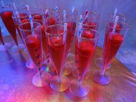 LiesbethCreatief: Glitter & glamour feestje!