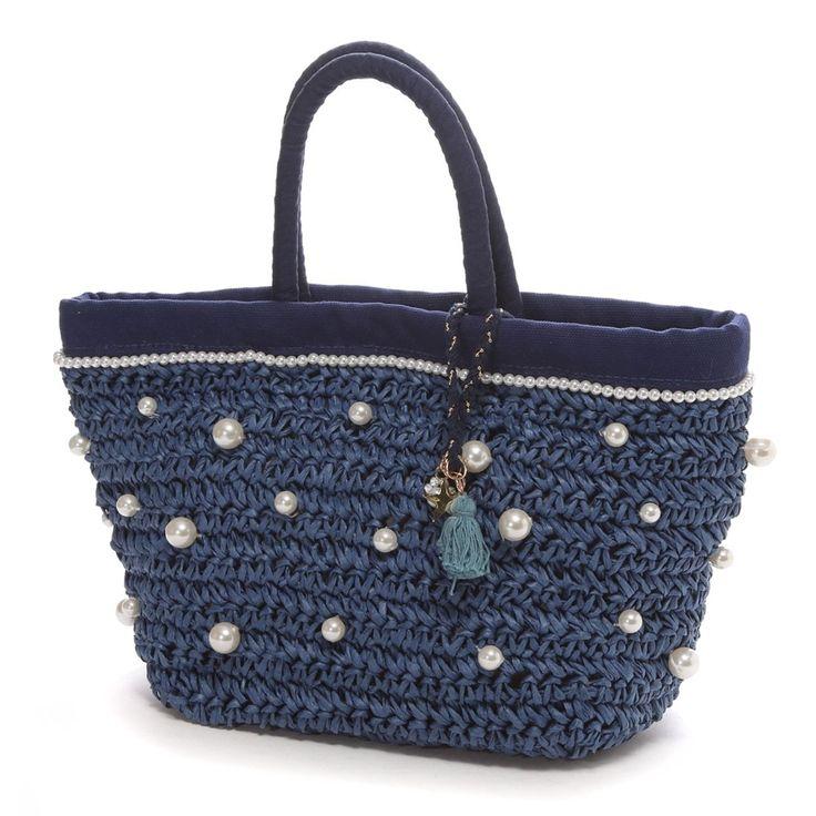 kakatoo crochet bag