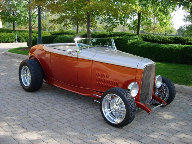Muscle Cars & Street Rods | 1932 Ford Dearborn Duece for sale - JJ Rods