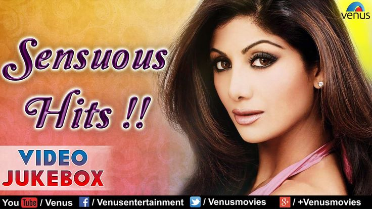 cool Sensuous Hits Of Shilpa Shetty : Bollywood Romantic Songs || Video Jukebox |