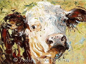 Another cow to love