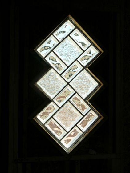 glass block window by Zenteriors by Camian Larson
