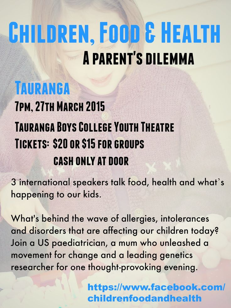Tauranga event - tickets cheaper in a group - you know you have friends who could do with a curious and interesting night out!
