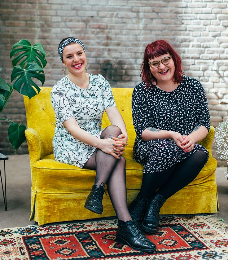 There are a lot of blog about food, life style and cosmetics. Before this hype started were there two girls called 'De groene meisjes'. They started a dutch blog about making your life a little bit 'greener' with easy tips.