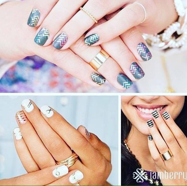 About  I was given an offer to try out the hottest trend in nail fashion Jamberry Nail Wraps! These wildly popular nail wraps can be self-applied once heat activated and come in over 300 designs so there's one that would be just right for you! According to Jamberry consultant Hayley Shepperd, they can …