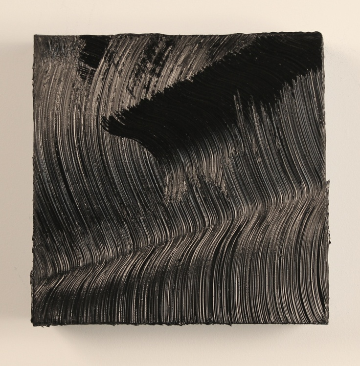 James Austin Murray, Numinous 12, 2012, oil on canvas, 9″ x 9″