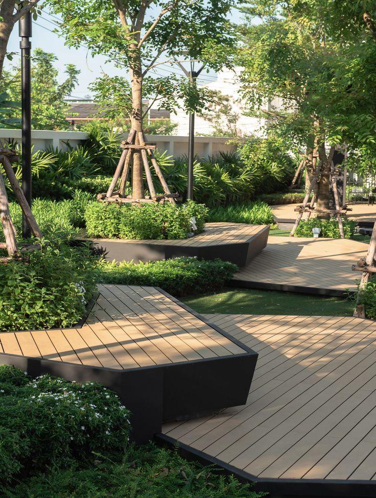 Astera Pride Rama Ii On Behance In 2020 Gartendesign Ideen Landschaftsdesign