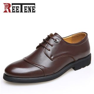 Hot Sale Men Dress Shoes Soft Pointed Toe Classic Fashion Business Oxford Shoes For Men Loafers 2016 New Men Leather Shoes (32722903608)  SEE MORE