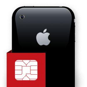 Επισκευή sim card reader iPhone 3G