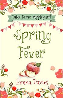With Love for Books: Book Review - Spring Fever by Emma Davies