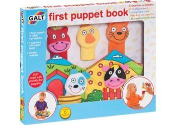 Galt - First Puppet Book