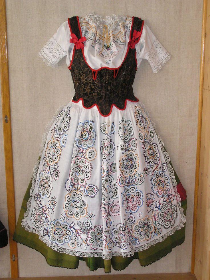 The Blata folk costume