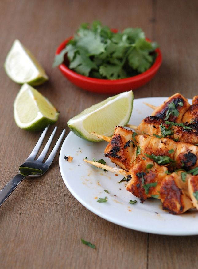 The Iron You - A healthy living blog with tasty recipes: Key West Spicy Chicken