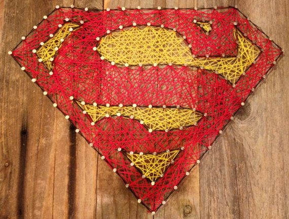 I can custom make string art of names, symbols, designs. I work with each customer individually to discuss size, font, and color options.