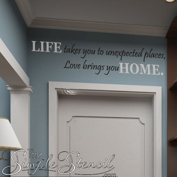 Foyer Paint Quote : Best foyer home entryway decorating ideas images on